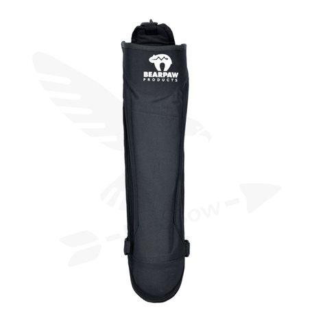 Zádový toulec Back Pack - černý
