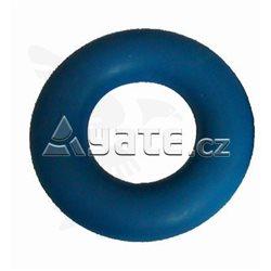 Posilovací kroužek - středně tuhý, modrý