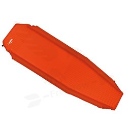 Samonafukovací karimatka YATE X-TUBE oranž/šedá 183x58x3.8 cm