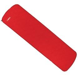 Samonafukovací karimatka YATE CONTOUR červená/šedá 183x51x3.8 cm