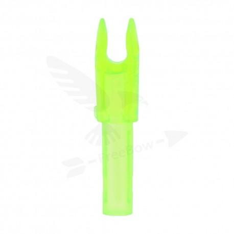 Končík Penthalon Slim Line fluorescentní zelený