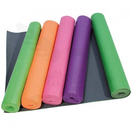 YOGA MAT protiskluzový povrch včetně tašky