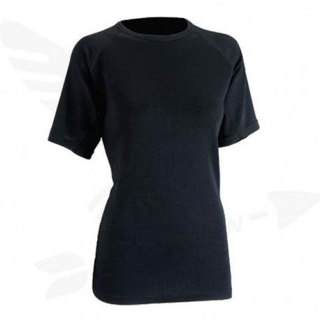 Triko T-SHIRT MERINO dámské černá
