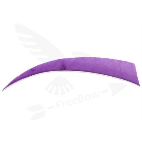 Perutě Shield - jednobarevné, fialové