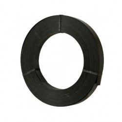 Černý laminát Power 1×45 mm - 100 metrů