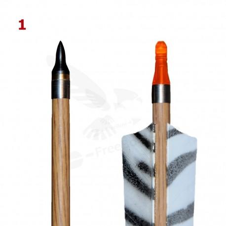 Šíp Longlife Gold Tip Traditional Hunter 006 varianta 1