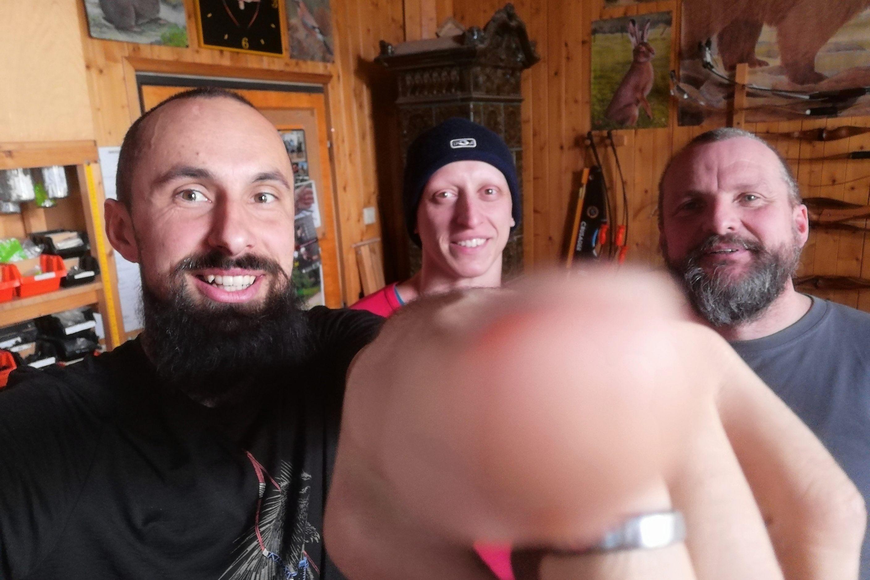 Monty Václav Kappel a Eso Pavel Trs - aktuální tým FreeBow
